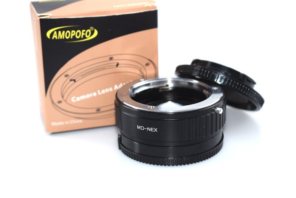 Sony NEX E A6000 A5000 üçün Minolta MD montaj obyektivi üçün - Kamera və foto - Fotoqrafiya 1