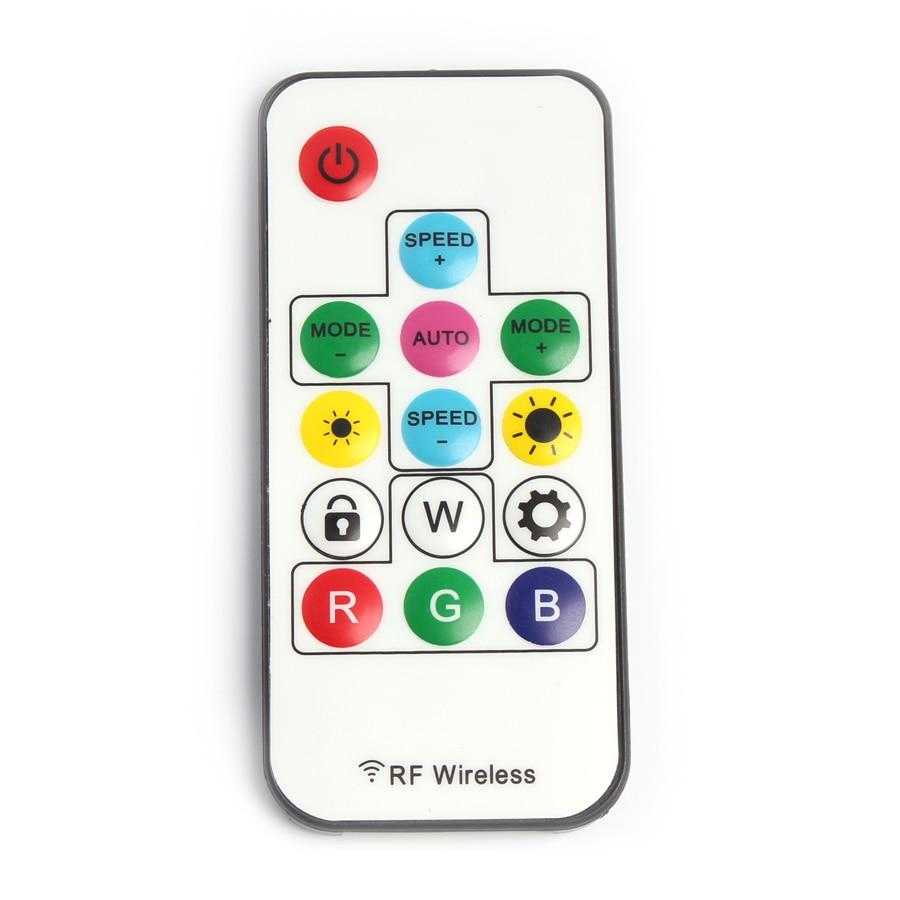 SP103E Mini RF Controller- ը 14 բանալիներով անլար - Լուսավորության պարագաներ - Լուսանկար 5
