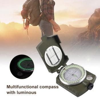 Multi-functional Luminous Folding Compass