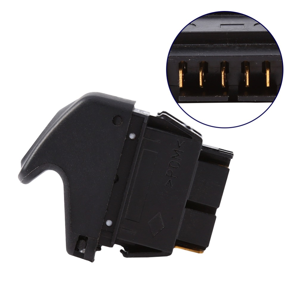 6 Pins Car Electric Window Control Switch For Renault Clio II 2 Megane I Kangoo Window Control Switch