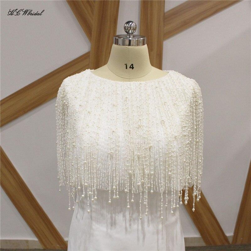 Luxury Pearls White Long   Evening     Dress   Cap Sleeve Floor Length Satin Arabic Women Party Gowns 2019 Custom Made Formal   Dresses