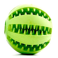Games Chew Pet Dogs Toys Tennis Ball Perros Puppies Cats Resistant To Bite Rubber Balls Animals