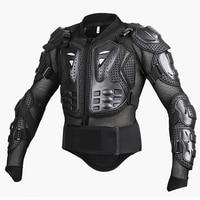 Zwart/Rood Atv Mx Motorfiets Professionele Full Body Jassen Motocross Racing Riding Off Road Armor Jacket Jassen Auto´s & Motoren -