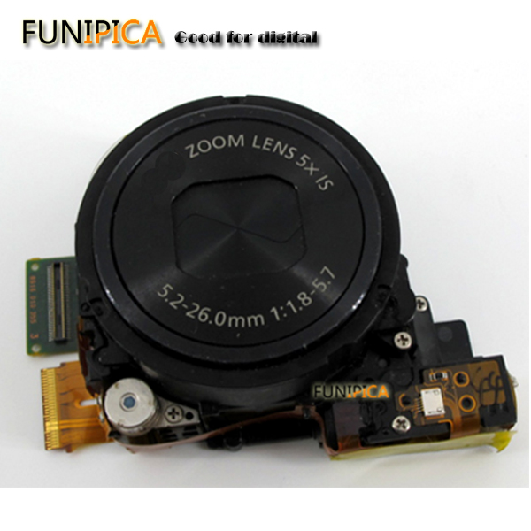 camera repair part S120 LENS with CCD for Canon S120 ZOOM S120 LENS Accessories free shipping
