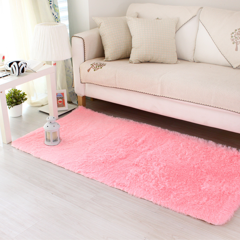 50*160CM striped rugs and carpets for home living room Solid Free ...