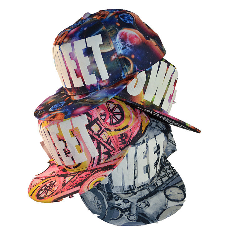 (cheep) Sommer Frauen Kappe Hysteresen Baseballmützen Großhandel 4 Arten Süß Kappe Hysteresen Hut Für Frauen Mädchen Gorras Hip Hop Cap