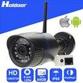 Câmera de segurança com 1.0 Megapixel CMOS 6mm Lente HD Resolução 720 P À Prova D' Água ao ar livre IR CUT dia e noite interruptor de modo auto