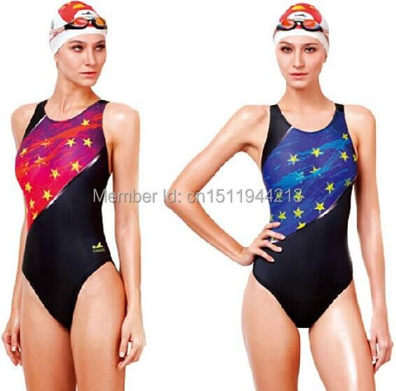 Swimsuit female Yingfa swimwear swimming women swimsuits racing competition competitive swim suit training professional