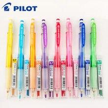Pilot HCR-197 Eno 0.7mm ołówek automatyczny z 8 zestaw kolorów ołówki ołowiu 0.7 Mm ołowiu do biura i szkolne papiernicze