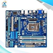 For Gigabyte GA-Z77M-D3H Original Used Desktop Motherboard Z77M-D3H For Intel Z77 LGA 1155 For i3 i5 i7 DDR3 32G SATA3 Micro-ATX