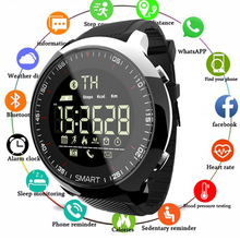 Smart Watch Sport Waterproof pedometers Message Reminder Bluetooth Outdoor swimming men smartwatch for ios Android phone PK Q8 цены