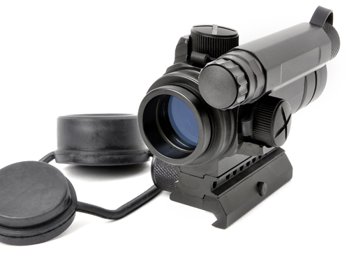 ФОТО New Arrival Tactical M4 1X33 Red Dot Sight With Red And Green Illumination For Hunting BWD-009