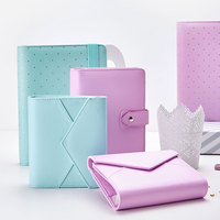 Lovedoki planner 크리 에이 티브 나선형 노트북 화이트 민트 a5a6 바인더 주최자 일정 2018 개인 일기 편지지 학교 용품