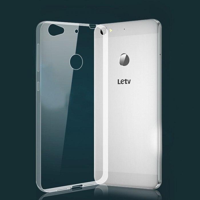 Para LeTV Le 2 1 1 S Pro Casos Cubierta Del Teléfono de Accesorios delgada Transparente de Silicona Tpu Suave de Shell Para LeEco Le Pro casos