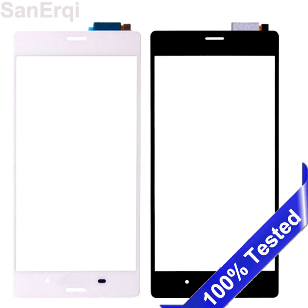 Touch Screen For Sony Xperia Z3 D6653 D6633 L55T L55U Sensor D6603 Front Glass Panel Digitizer LCD Display