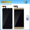 "Replacement for redmi note 3 LCD display with touch screen digitizer For Xiaomi Redmi Note 3 Pro Prime lcd assembly 5.5""+tools"