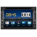 2Din Car DVD Video Player,GPS Navigation+8gb TFT Card+Rear Camera+GPS Map Bluetooth+ Audio touch screen Radio Audio Video Player
