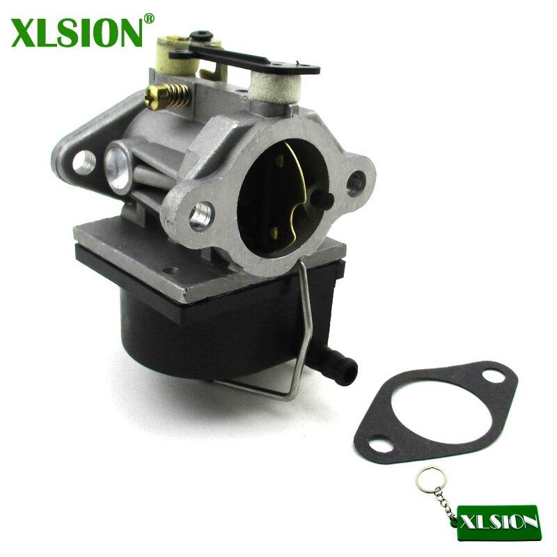 Carburetor For MTD Yard Machines Tecumseh 11HP 13.5HP Tractor Engine Carb+Gasket