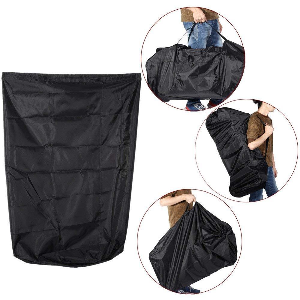Обновленная стильная детская складная сумка для коляски, Детская переносная большая коляска, сумка для хранения для самолета - Цвет: Hand and shoulder