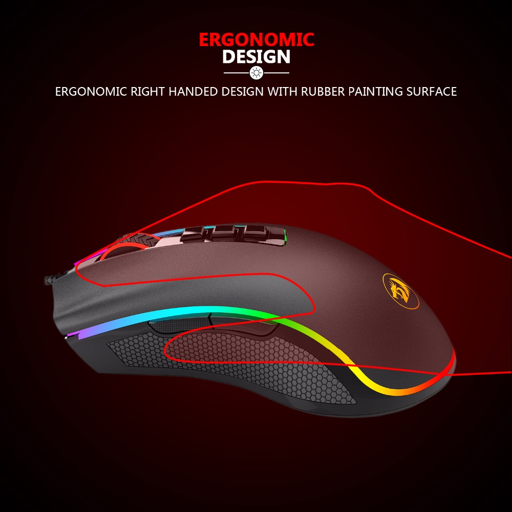 25fd51a09ce getSubject() aeProduct.getSubject(). Description. Ideal for gaming, the  Redragon M711 COBRA RGB ...