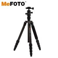 MeFOTO C2350Q2 штатив углеродных волокон Камера монопод Q2 шаровой головкой сумка с 5 отделениями Максимальная нагрузка 12 кг DHL Бесплатная доставка
