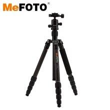 MeFOTO C2350Q2 Tripod Carbon Fiber Tripods Camera Monopod Q2 Ball Head 5 Section Carry Bag Max