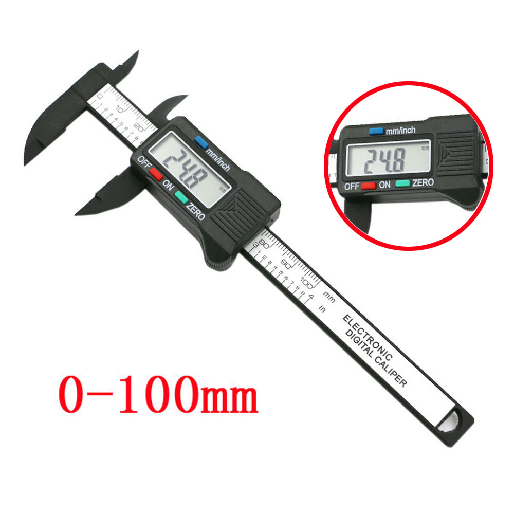 100mm/4inch LCD Digital Electronic C...