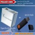 Pegasus Box + SigmaKey для Samsung и МТК, для Broadcom для Qualcomm мобильных устройств на базе.