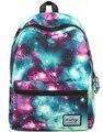 EcoCity printing backpack starry sky school bags for girls women school backpack school bags for teenagers students rucksack
