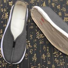 Из чистого хлопка ручной работы монах Шаолиня обувь даосский монахи монахини обувь wing chun боевых искусств zen монахиня лежал медитации кроссовки красный/ синий