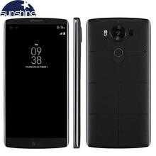 Оригинальный LG V10 4 Г LTE Android Мобильный Телефон Гекса Основные 5.7 »16 МП 4 ГБ RAM 64 ГБ ROM 2560*1440 Смартфон