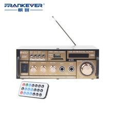 Frankever Hi Fi DC12V AC200V-240V Digital Car Audio Amplifier Subwoofer AMP for Car Home TELI004