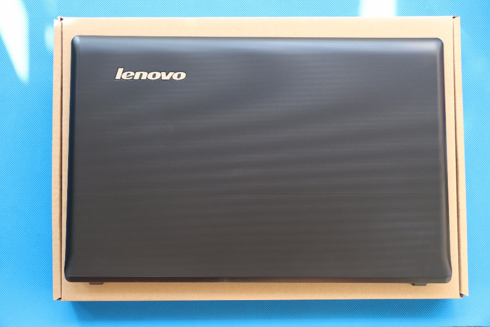 New Original for Lenovo G570 G575 LCD Rear Back Cover Top Lid Black Shell 31048392 AP0GM000500 new original for lenovo g570 g575 lvds lcd video cable dc020015w10