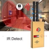 Шт. 1 шт. беспроводной сигнал сканер GSM Finder устройство RF детектор микроволновая печь обнаружения безопасности сенсор сигнализации найти Ант...