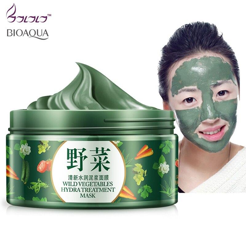 bioaqua skin care,face care face mask,facial mask vegetables essence Moisturizing,acne treatment matis face care mask delicate