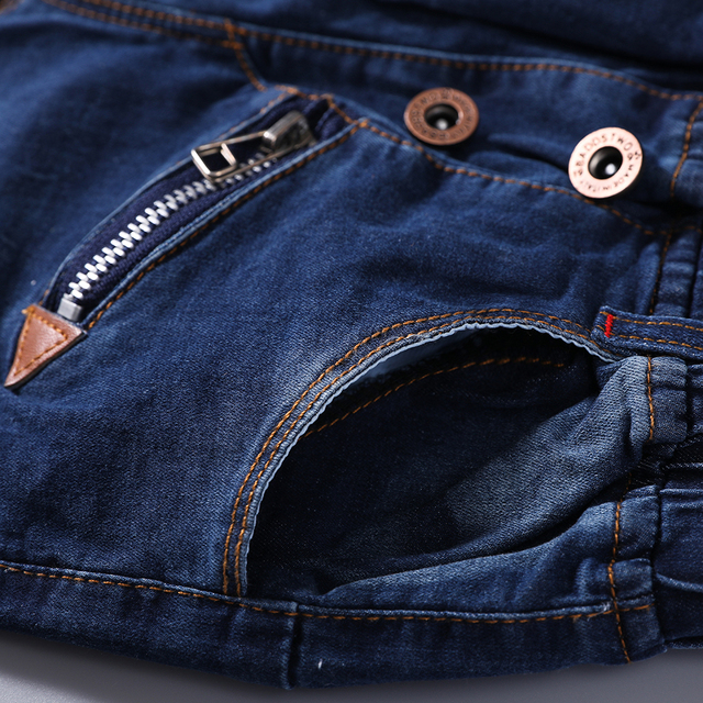 Dark Blue Jeans for Boys