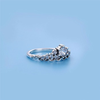 Beautiful 925 Sterling Silver Ring High Quality For Women 1