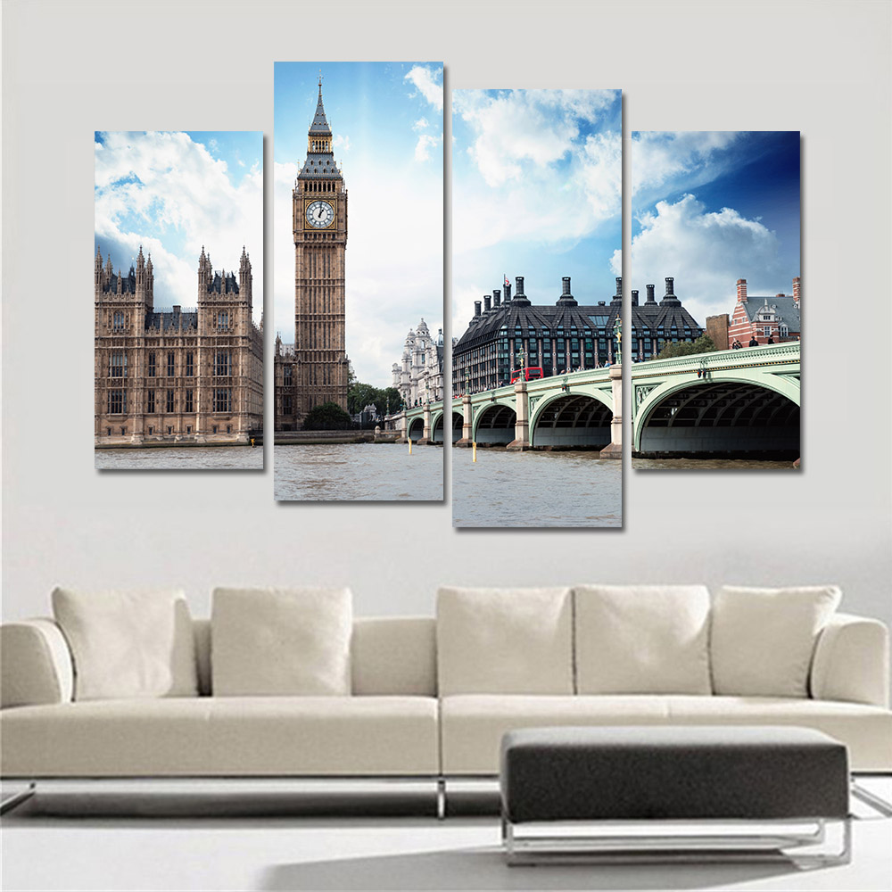 ᐅUnframed Poster and Print Modern Painting Canvas Pictures for ...