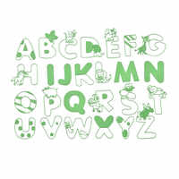 YaMinSanNiO Word Dies Alphabet Metal Cutting Dies for Card Making Scrapbooking Dies Embossing Cuts Stencil Craft New 2019 Dies
