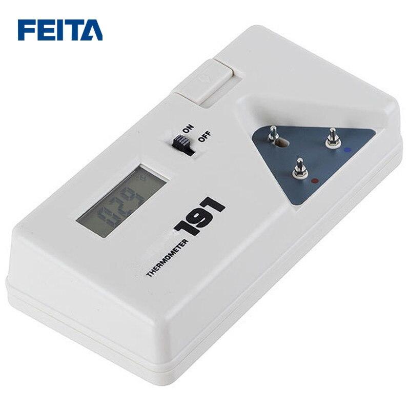 FEITA 191 Solder Iron Thermodetector With 10pcs Sensors For Testing Soldering Iron Tester