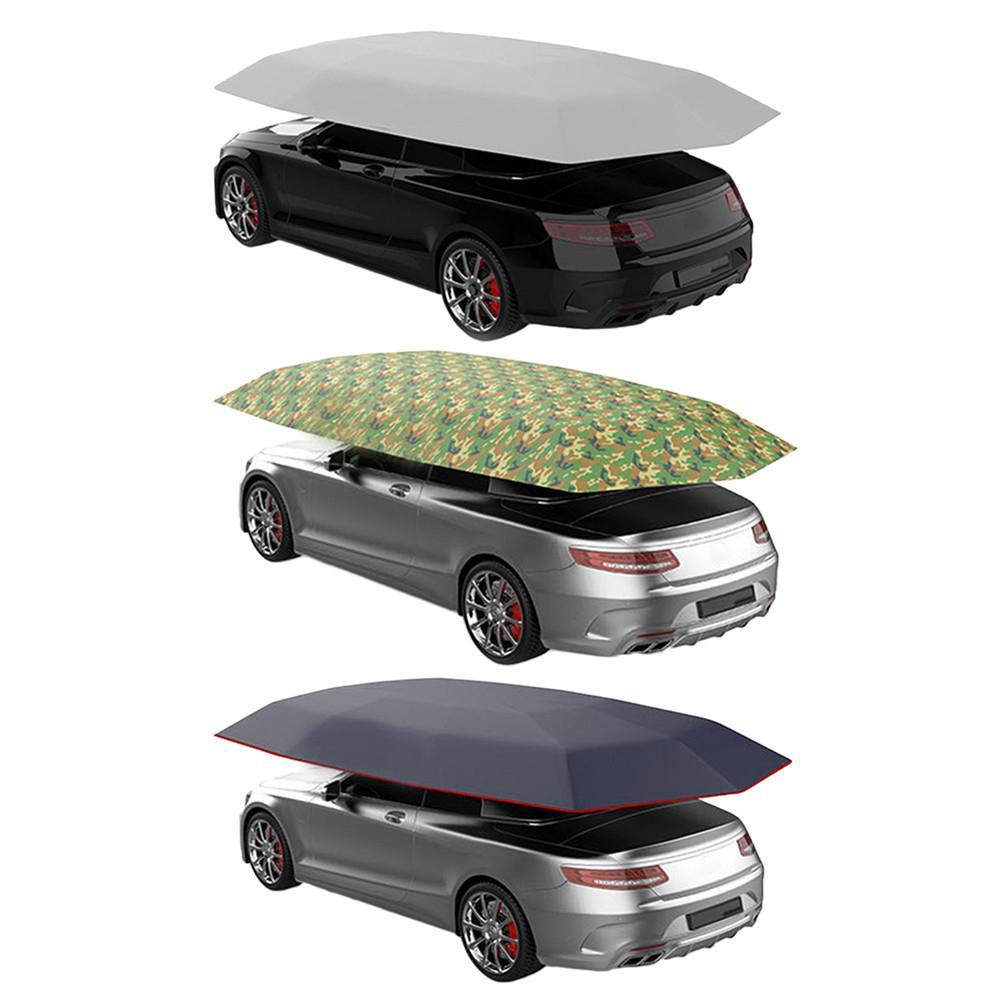 Protection solaire imperméable de neige de tissu d'oxford de bâche de Protection solaire d'isolation de voiture pour le parapluie d'ombre de voiture de camion