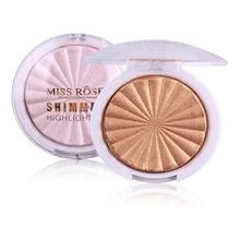 Facial Contour Makeup Concealer Pressed Powder Fixed Makeup Control Oil Brighten High-gloss Baking Powder Repairing Powder цена 2017