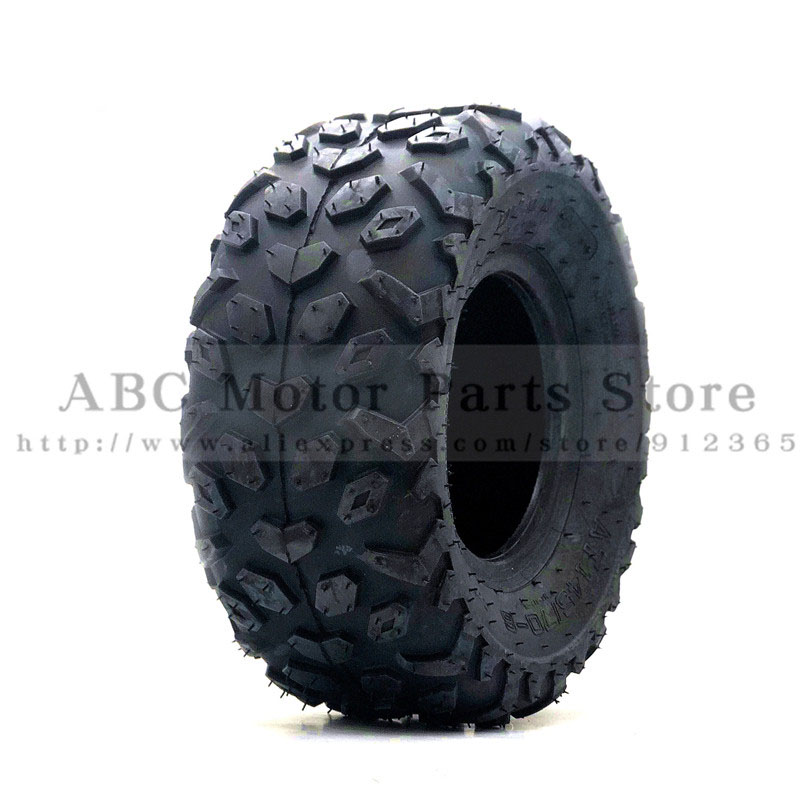 6 Inch ATV Tire 145/70-6 Four Wheel Vehcile Fit For 50cc 70cc 110cc Small ATV Front Or Rear Wheels