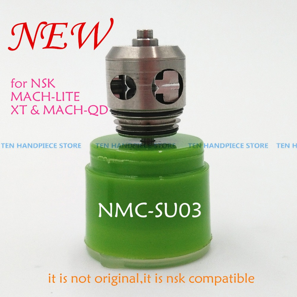 2018 good quality Dental NSK NMC-SU03 Turbine Cartridge for NSK MACH-LITE XT & MACH-QD Standard head SU push button куплю e турбинный наконечник nsk