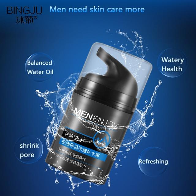 Men Cream Moisturizer Skin Care Face Lift Essence Tender Anti Acne Treament Hyaluronic Acid Facial Cream Night Man Face Care