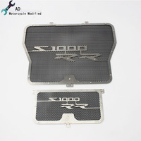 Motorcycle Grill S 1000RR Radiator Oil Cooler Guard Cover S1000 RR Protector Grille For BMW S1000RR