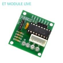 1 PCS ULN2003 Stepper Motor Driver Board Module For Arduino AVR SMD Five-wire four-phase stepper motor drive board