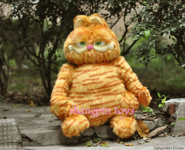 45cm Christmas Gift Plush Toys Garfield Plush Toy 45cm 65cm Soft