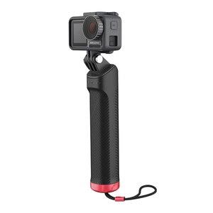 Image 1 - Ação de pgytech dji osmo/bolso selfie vara lidar com apertos para gopro hero 9 8 7 6 5/insta360 um x/ /xiao yi câmera esportiva