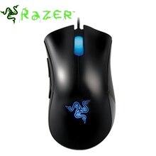 Razer Deathadder 3.5G, 3500 ديسيبل متوحد الخواص ماوس الألعاب, العلامة التجارية الجديدة, شحن مجاني سريع,